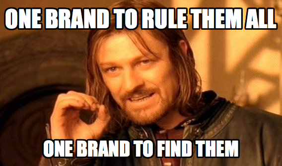 One Brand to Rule
